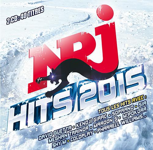 NRJ Hits 2015 en vente sur Amazon avec NRJ